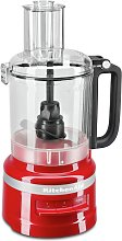 KitchenAid 5KFP0919BER 2.1L Food Processor - Red