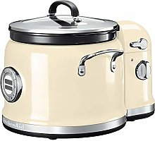 KitchenAid 5KMC4244BAC Multicooker with Tower,