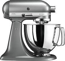 KitchenAid 5KSM125BCU Artisan Stand Mixer - Silver