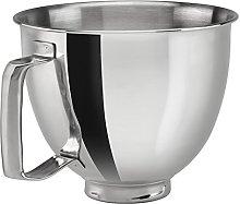 KitchenAid 5KSM35SSFP Polished Bowl with Handle