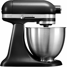 Kitchenaid Artisan 3.3L Stand Mixer Matte Black