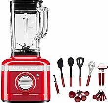 KitchenAid Artisan Empire Red K400 Blender with