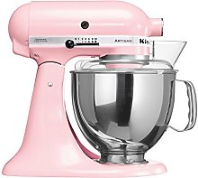 KitchenAid Artisan Stand mixer (Pink, Stainless