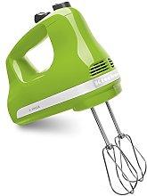KitchenAid khm512ga Hand Mixer Green–Hand