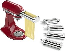 KitchenAid KSMPDX Stand Mixer with Base, Red