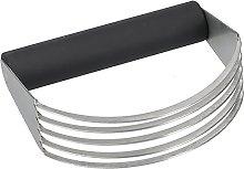 KitchenAid Stainless Steel Pastry Blender - Black