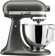 KitchenAid UK 5KSM95PSBCU Stand Mixer with Pouring