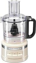 KitchenAir 5KFP0719BAC 1.7L Food Processor - Cream