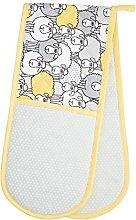 KitchenCraft 100% Cotton 'Yellow Sheep'