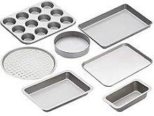 Kitchencraft 7-Piece Non-Stick Bakeware Set
