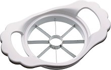 KitchenCraft Apple Corer and Slicer, Stainless