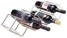 Kitchencraft Barcraft Rose Gold Finish Stackable