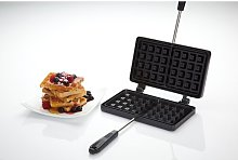 KitchenCraft Belgian Waffle Maker KitchenCraft