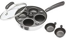 Kitchencraft Carbon Steel Non Stick Induction Safe