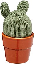 KitchenCraft Ceramic 'Cactus' Novelty Egg