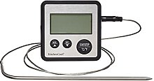 KitchenCraft Digital Cooking Thermometer and