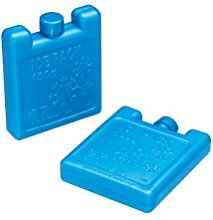KitchenCraft Freezer Blocks, Blue, Set of 2 Small
