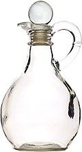KitchenCraft Glass Vinegar and Oil Pourer Bottle