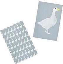 Kitchencraft Goose Tea Towels
