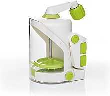 KitchenCraft Healthy Eating 3-Blade Compact Fruit