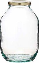 KitchenCraft Home Made Large Pickling Jar, Glass,