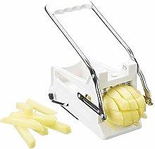 KitchenCraft KCBB882 Potato Chipper, Stainless