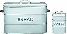 KitchenCraft Living Nostalgia Large Metal Bread