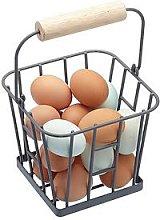 Kitchencraft Living Nostalgia Wire Egg Basket