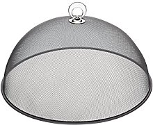 KitchenCraft Mesh Food Cover Dome, Metal, Large