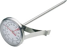 KitchenCraft Milk Thermometer, Stainless Steel