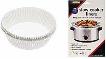 KitchenCraft Non-Stick Round Paper Cake Tin
