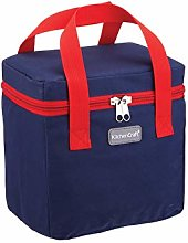 KitchenCraft Small Lunch Cool Bag, 4.9 L (1 gal) -