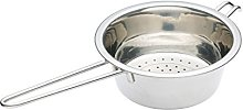 KitchenCraft Small Stainless Steel Colander with