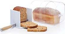 KitchenCraft Stay Fresh Expanding Bread Keeper -