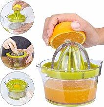 KITCHENDAO 4 in 1 Citrus Manual Squeezer Lemon