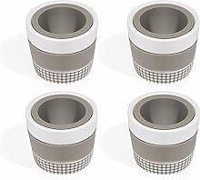 KitchenGet - Egg Cups Holder Set - Set of 4