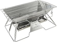 Kiter Barbecue grill Large Portable Folding BBQ