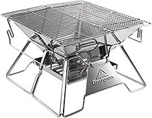 Kiter Barbecue grill Portable Folding BBQ Grill