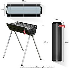 Kiter Barbecue grill Portable Stainless Steel BBQ