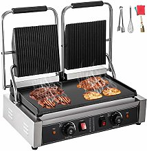 KITGARN 220V Electric Sandwich Press Grill 3600W