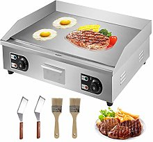 KITGARN 4400W Electric Countertop Griddle Grill 30