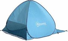 Kitt 2 Person Tent Sol 72 Outdoor Colour: Blue