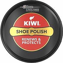 Kiwi Black Shoe Polish 100ml x 2 Tins