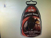 Kiwi Brown Express Shine Sponge, 6g