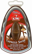 Kiwi Express Shine Wax Shoe Instant Sponge 7ml
