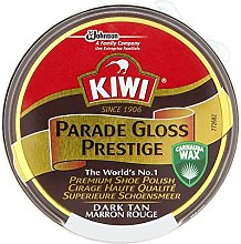 Kiwi Parade Gloss Prestige Shoe Polish - Dark Tan