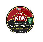 Kiwi Parade Gloss Shoe Polish, Black Boot Neutral