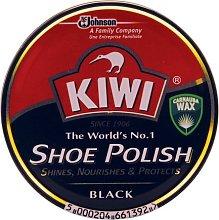 Kiwi Shoe Polish 100ml Black (314881)
