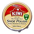 Kiwi Shoe Polish Black Brown Neutral Leather Shine