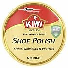 KIWI Shoe Polish - Neutral 50ml For All Shades,